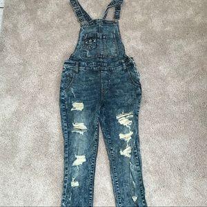 Denim - Cute jeans overalls